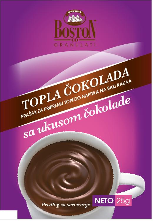 kako topla cokolada