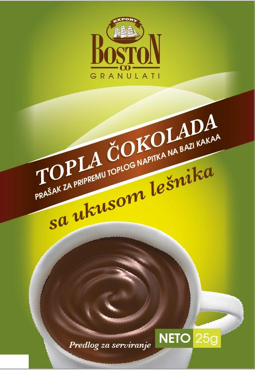 lesnik topla cokolada